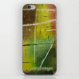 Raios de Luz iPhone Skin