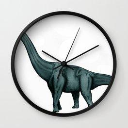 Dinosaur graphic Wall Clock