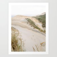 The Sands No. 2 Art Print