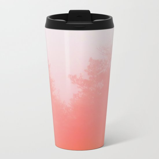 Out of Focus Metal Travel Mug