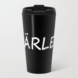 Kärlek, Swedish Love Travel Mug