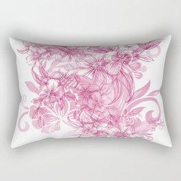 one from the heart Rectangular Pillow