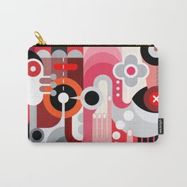 Abstract Art Design Carry-All Pouch