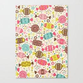 Sweeties Canvas Print