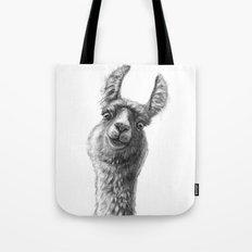 Cute Llama G135 Tote Bag