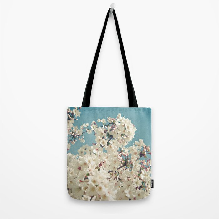 Buds in May Tote Bag