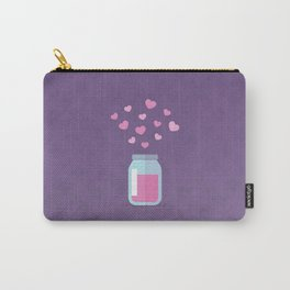 Love Jam Carry-All Pouch