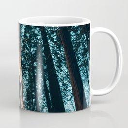 Shadow in the forest Coffee Mug