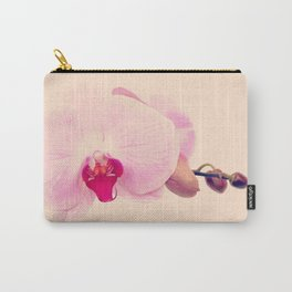 GENTLE ORCHID I Carry-All Pouch