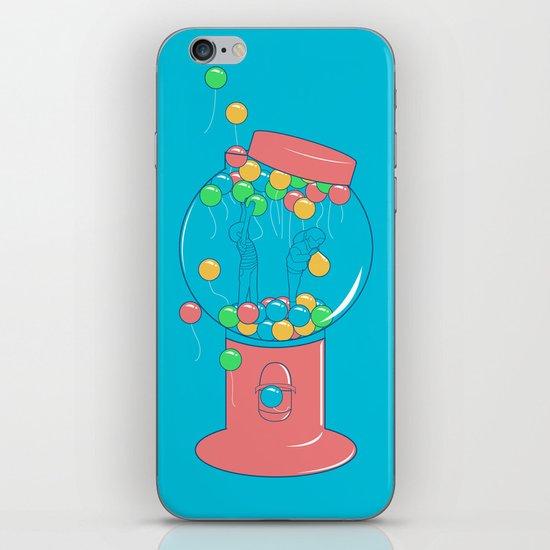 Balloon, Gumball iPhone & iPod Skin
