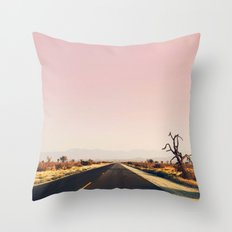 southwestern desert photo Throw Pillow