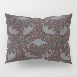 Raccoon Roundabout  Pillow Sham