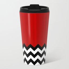Twin Peaks - The Red Room Travel Mug