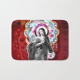 Maria (mãe de Jesus) Mary (mother of Jesus) #3 Bath Mat