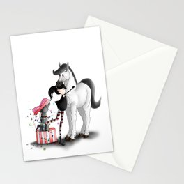 A big surprise! Stationery Cards