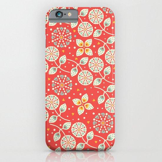 Vintage Flora iPhone & iPod Case