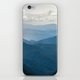 Smoky Mountain National Park Nature Photography iPhone Skin