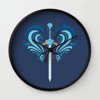 selena Wall Clocks featuring Selena by B-XL
