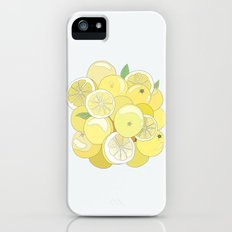 LemonLemonLemon Slim Case iPhone (5, 5s)