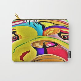 Bulldog Close-up Carry-All Pouch