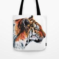Sumathra Tiger Tote Bag