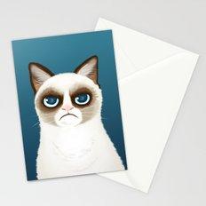 Grumpy Stationery Cards