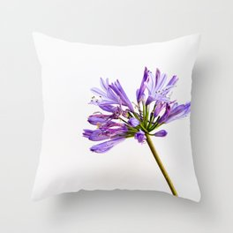 Flowering Wither Throw Pillow