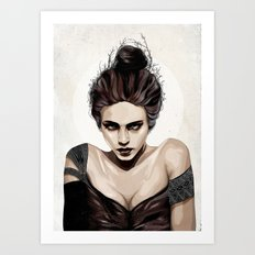 Mother, dear Art Print