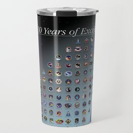 NASA - 30 years of excellence Travel Mug