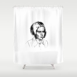 Jack, the seventh son Shower Curtain