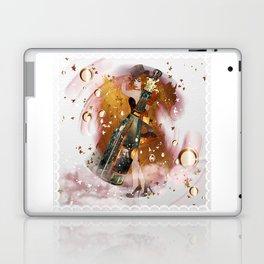 champagne Laptop & iPad Skin