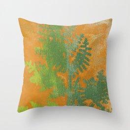 Botanica No. 10 Throw Pillow