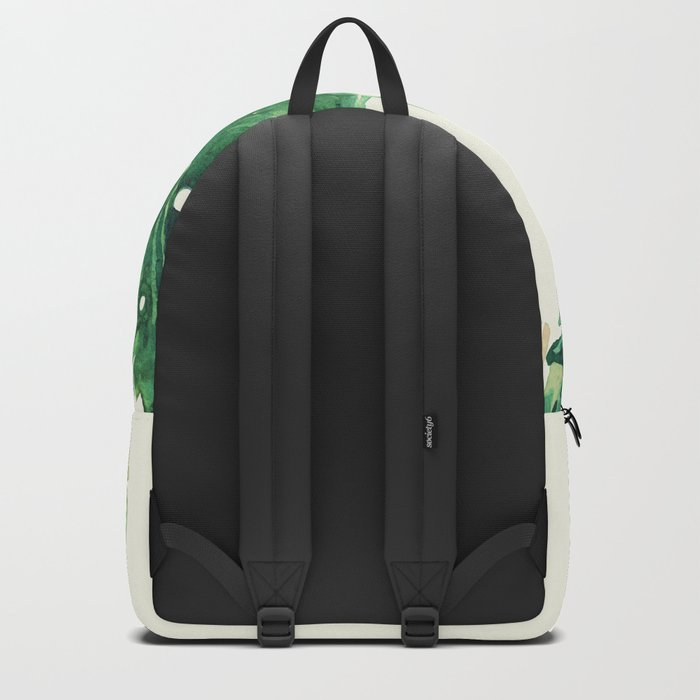 tropical nature s Backpack