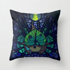 Sage of Wind Throw Pillow