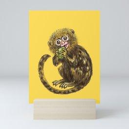 Pygmy Marmoset Mini Art Print