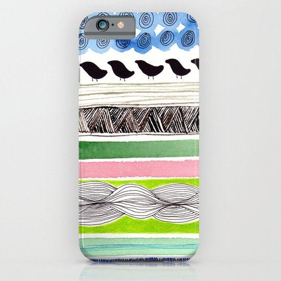Pattern / Nr. 2 iPhone & iPod Case