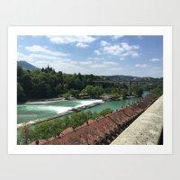 Berne Art Print