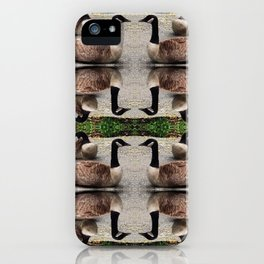 Chicago Geese 2 iPhone Case