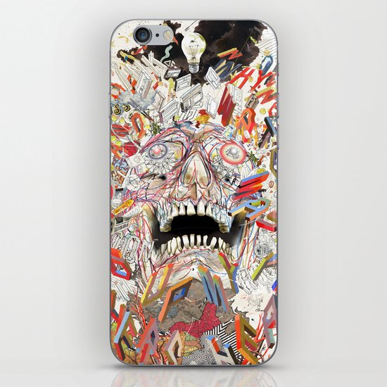 KN/PC: Infinite Jest iPhone & iPod Skin