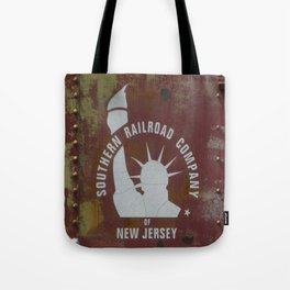SRC New Jersey Tote Bag