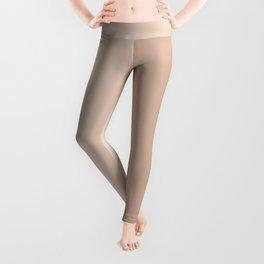 Color Gradient 250718- brown Leggings