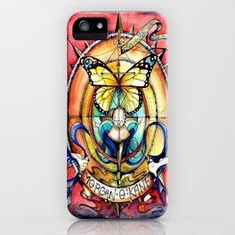 """Morgan O'Kanes """"One They Call the Wind"""" iPhone Case"""