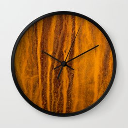 Grunge Texture 5 Wall Clock