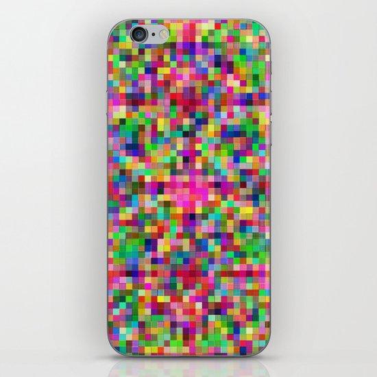 Blankie iPhone & iPod Skin