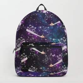 Exploring The Star Fish Constellations Backpack