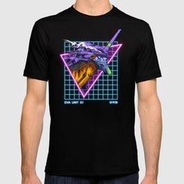 Eva Unit 01 T-shirt