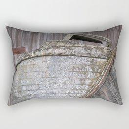 Washed-up Rectangular Pillow