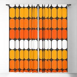 Flame Capsule Blackout Curtain