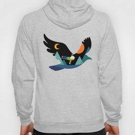 I Believe I Can Fly Hoody