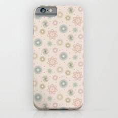 updated spirograph iPhone 6s Slim Case